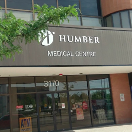 Humber College Office